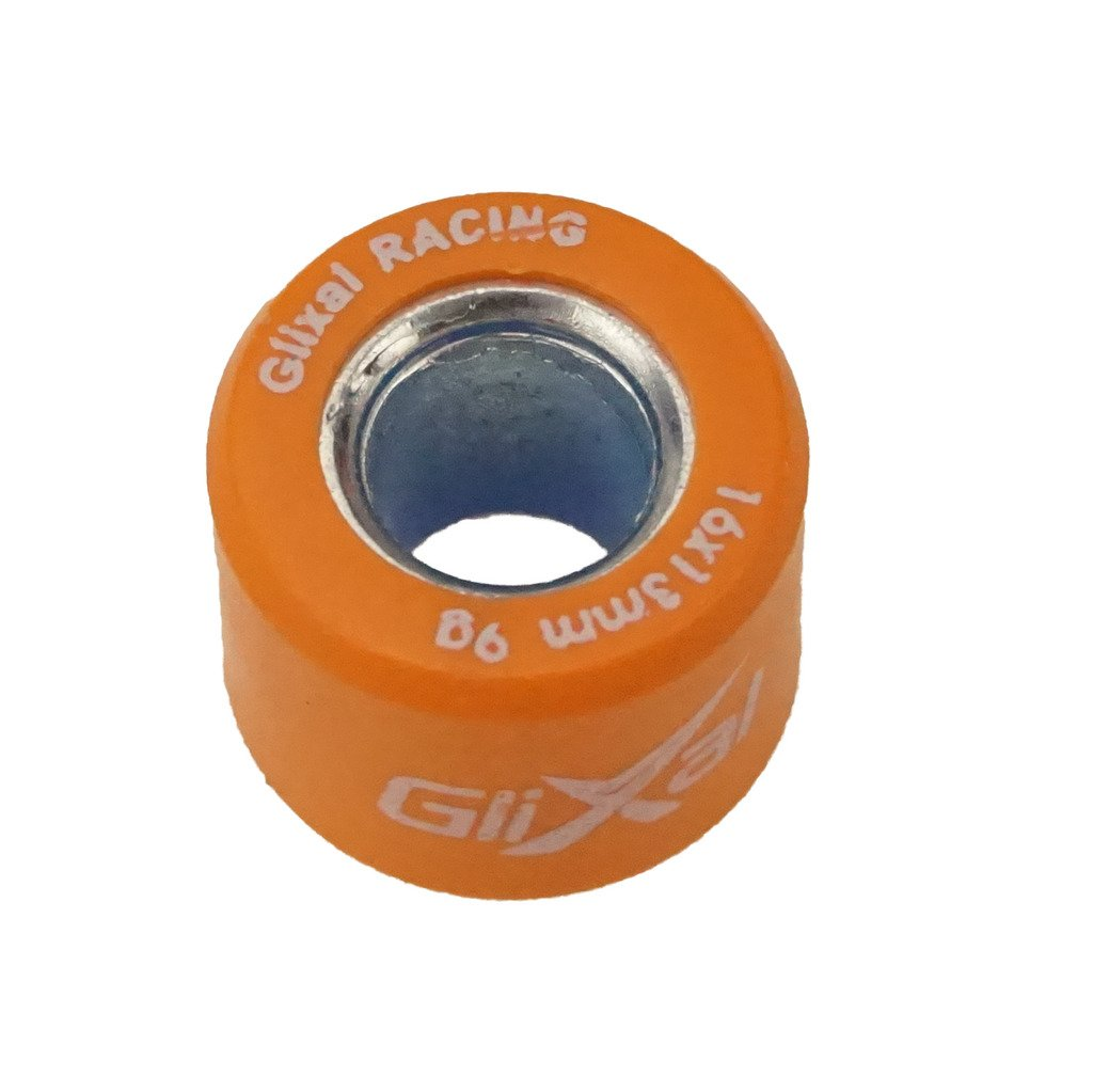 100cc Scooter Moped ATV 9 gram Glixal ATKS-04014 16X13mm High Performance Racing Variator Roller Weights Set 139QMB GY6 50cc