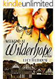 Weekend at Wilderhope Manor: A lesbian erotic Halloween story