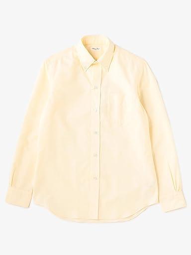 Oxford Buttondown Shirt 1111-343-0236: Yellow