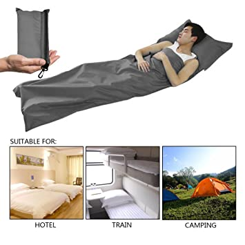 Lactancia Cool cabaña Saco de dormir para interior, microfibra,, mini Saco de dormir