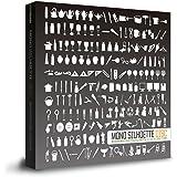 商用OK!モノシルエット(400種類以上の物のシルエットイラスト素材集)