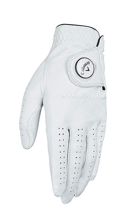 Callaway Golf Men S Dawn Patrol 100 Premium Leather Golf Glove With Ball Marker