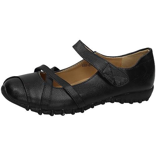 ZAPATOP 188-8 Zapatos CÓMODOS Mujer Zapatos MOCASÍN: Amazon.es: Zapatos y complementos