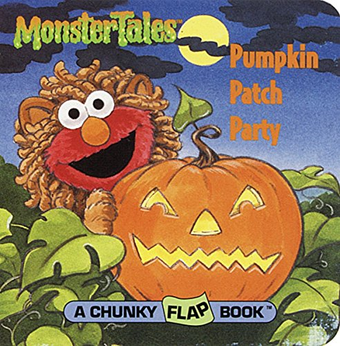 Pumpkin Patch Party (A Chunky Flap Book) ()