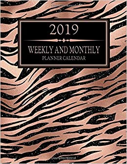 weekly and monthly planner calendar monthly calendar weekly