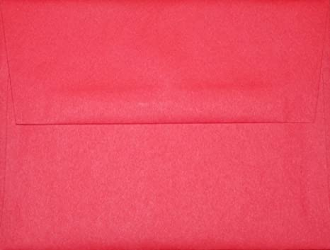 amazon com a2 envelopes red 4 3 8 x 5 3 4 for a2 cards pack