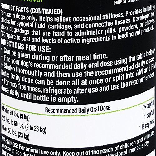 Image of Liquid-Vet by COOL PET Holistics LVDJA-CH-04PK-32U Hip & Joint Dog Joint Supplement, 32 oz