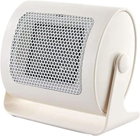 HM&DX Personal Cerámica Pequeño Calefactor Ventilador,Portátil ...