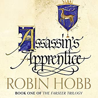 robin hobb farseer trilogy audiobook