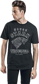 Game Of Thrones Juego de Tronos House Stark - Winterfell Camiseta ...