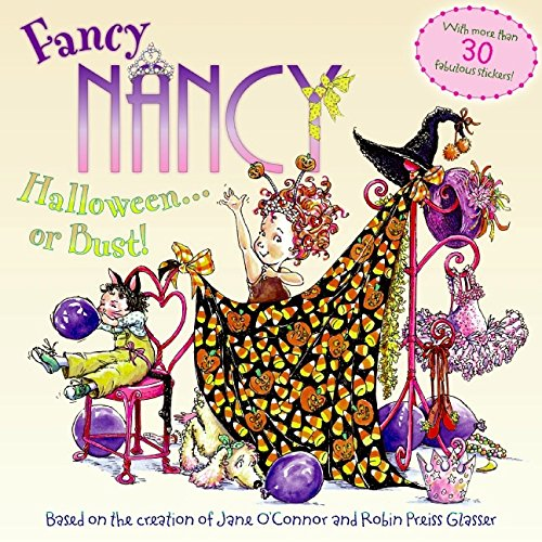 Fancy Nancy: Halloween...or -