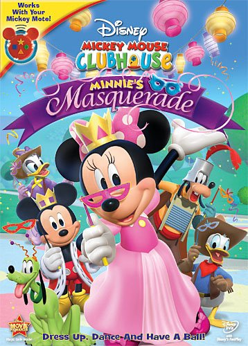 Mickey Mouse Clubhouse: Minnie's - Mickey Mouse Clubhouse Dvd