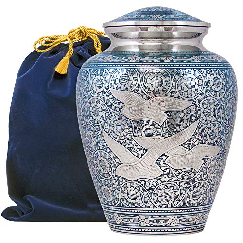 Wings of Love Elegant Adult Cremation Urn