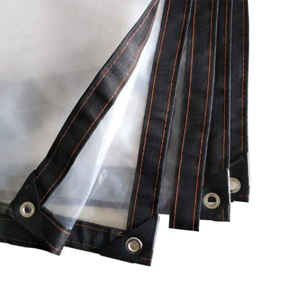 3×3 YU-BY BÂche imperméable en polyéthylène Entrepôt Ferme Balcon Couverture de Tente,4×8