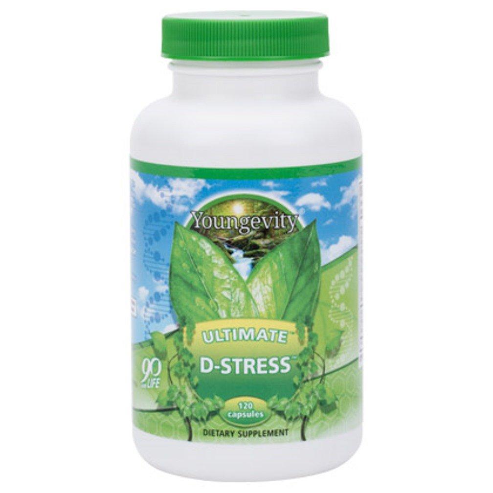 SUPRALIFE D STRESS - 120 CAPS