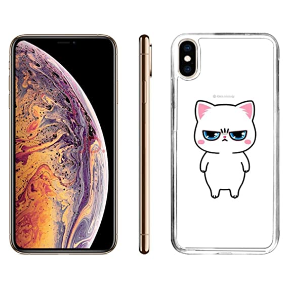 Amazon Com Case For Iphone Xs Max Iphone Xs Max Meow Cat