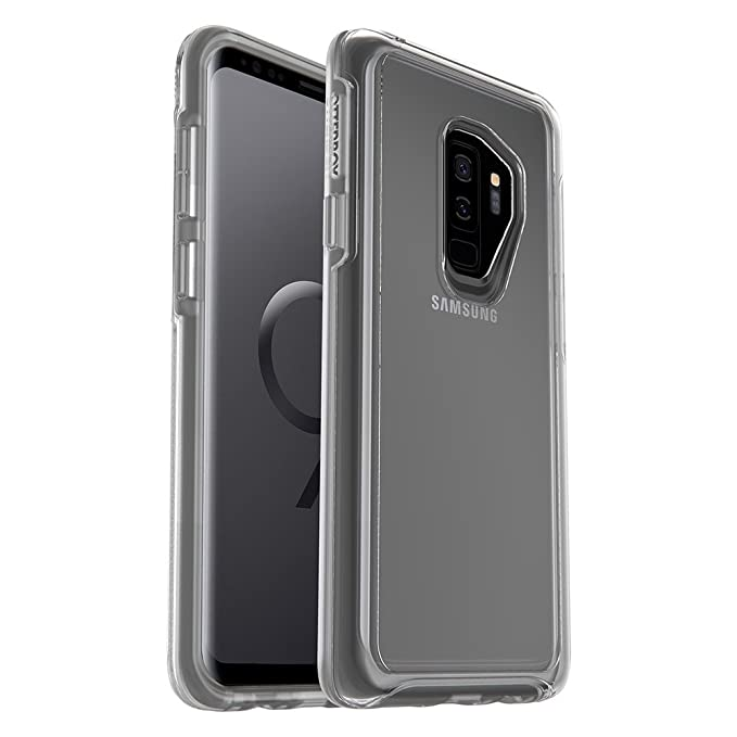 huge discount a868b d4197 OtterBox SYMMETRY CLEAR SERIES Case for Samsung Galaxy S9+ - Frustration  Free Packaging - CLEAR