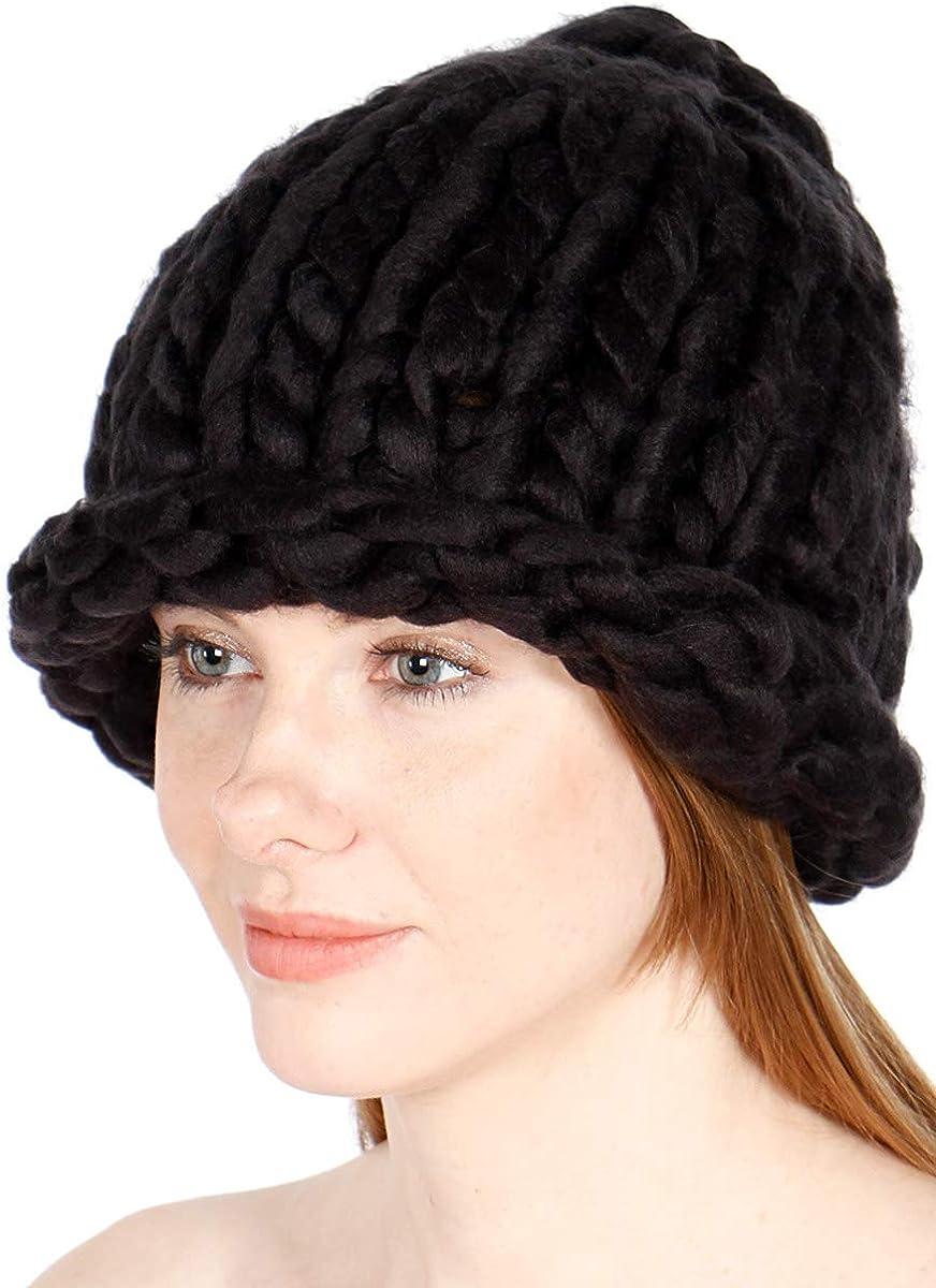 winter hat Women/'s wool knit hat Extra warm 100/% merino wool Helsinki hat Bulky Knit Super chunky hat Beanie Hat