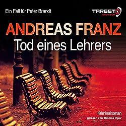 Tod eines Lehrers (Peter Brandt 1)