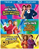 Austin Powers Triple Feature (International Man of Mystery/The Spy Who Shagged Me/Goldmember) [Blu-ray]