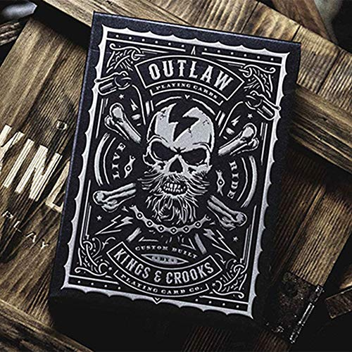 Outlaw Playing Cards by Kings &
