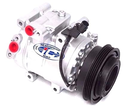 Amazon.com: A/C Remanufactured Compressor Fits Kia Rio 2006-2011 L4 1.6L Rio5 2006-2011 L4 1.6L 97371: Automotive