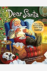 Dear Santa: For Everyone Who Believes in the Magic of Christmas Kindle Edition