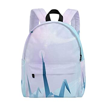 look out for cost charm sneakers for cheap Amazon.com   Backpacks Fancy Paper Cranes Travel Shoulders ...
