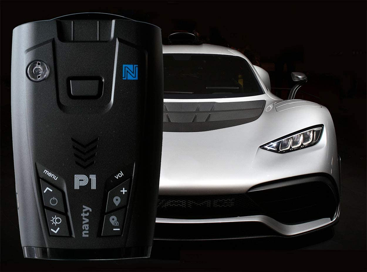 Navty P1 Premium Edition Performance Tracker Elektronik