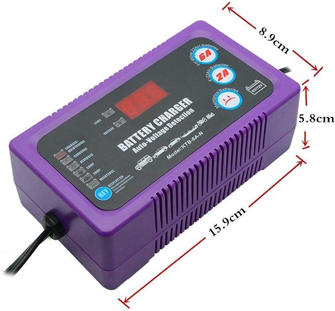 BATTERY TENDER 081-0157 Indicador de Bater/ía LCD