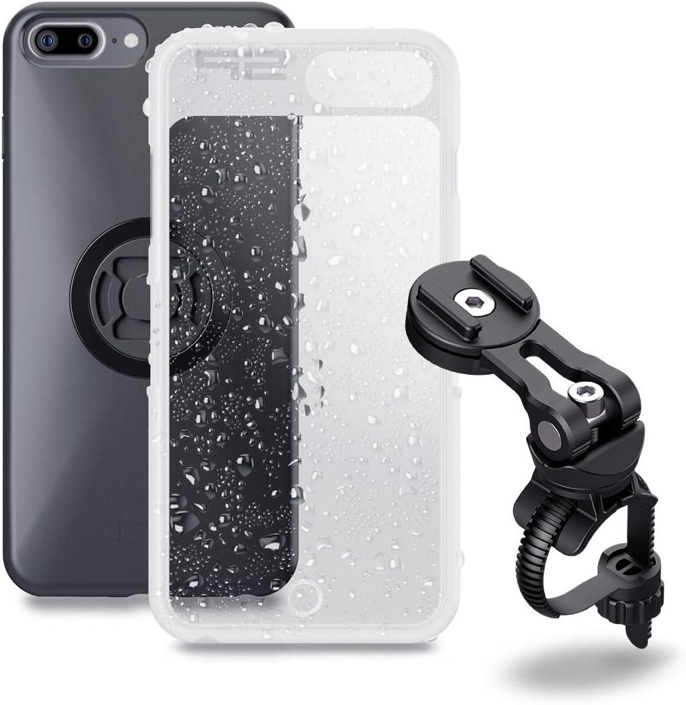 Sp Connect Handyhalterung Bike Bundle Ii Black Transparant Iphone 6 6s 7 8 Sport Freizeit