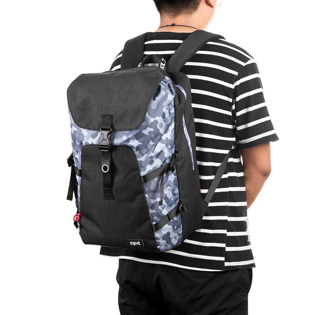 991f6e3ee4 ZIPIT Metro Metro Metro Premium Backpack, Camo 97ea99 - castelli ...