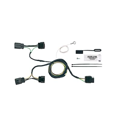 Hopkins 41275 Plug-In Simple Vehicle to Trailer Wiring Kit: Automotive