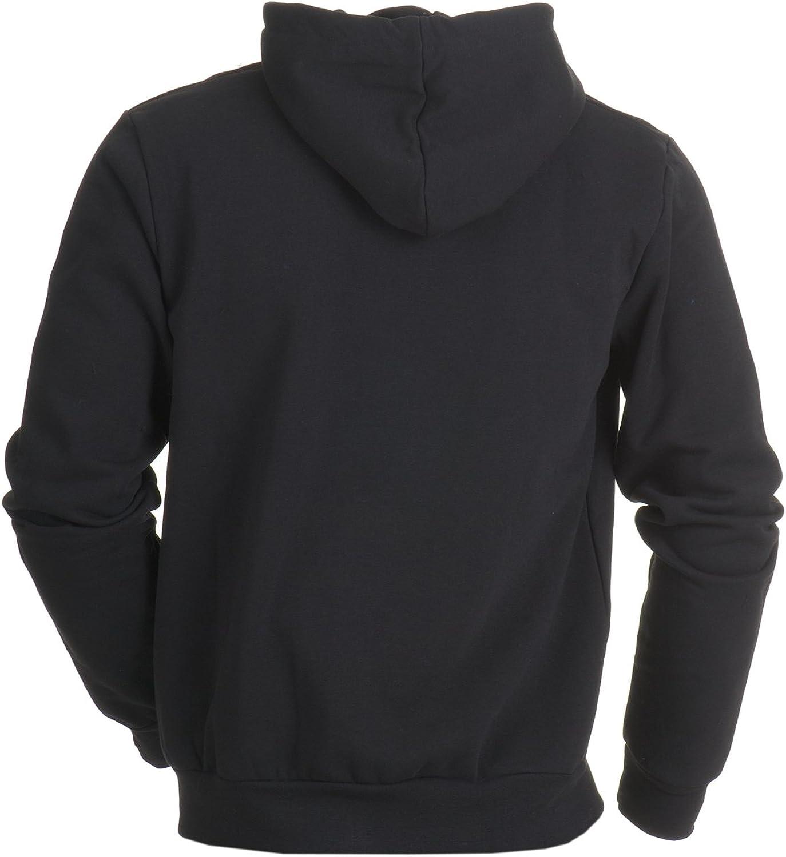 Hooded Plain White Sweatshirt Men Women Pullover Hoodie Fleece Cotton Blank