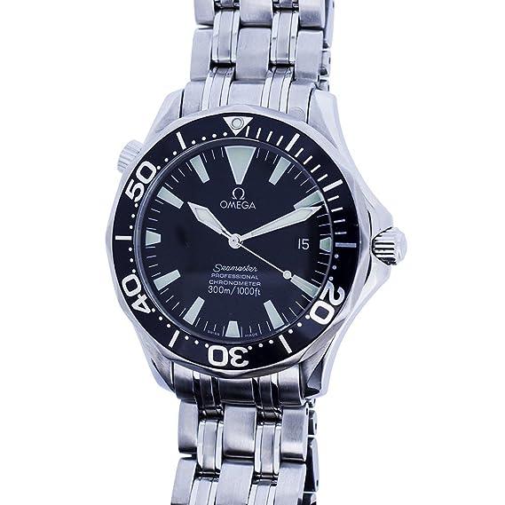 Omega Seamaster automatic-self-wind Mens Reloj 2252.50.00 (Certificado) de