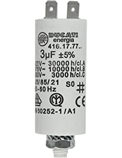 MKP Kondensator Anlaufkondensator Betriebskondensator 3,0uF 400V