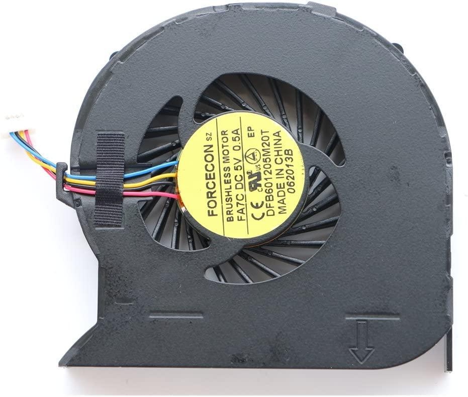 NBFAN Laptop CPU Cooler Fan for Acer Aspire 4743 4743G 4750 4750G 4752 4752G 4755 4755G CPU Cooling Fan DFB601205M20T FA7C DC5V 0.5A