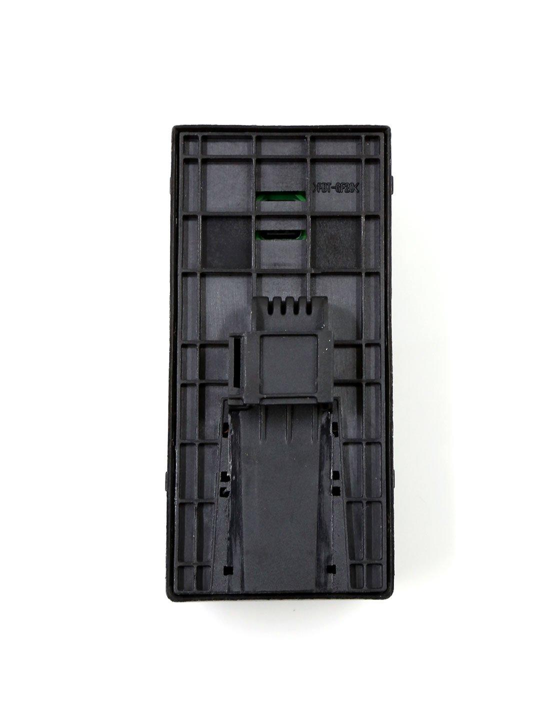 Sourcingmap 8Ed 959 851B A4 B6 B7 Interruptor Consola de Elevalunas Botonera