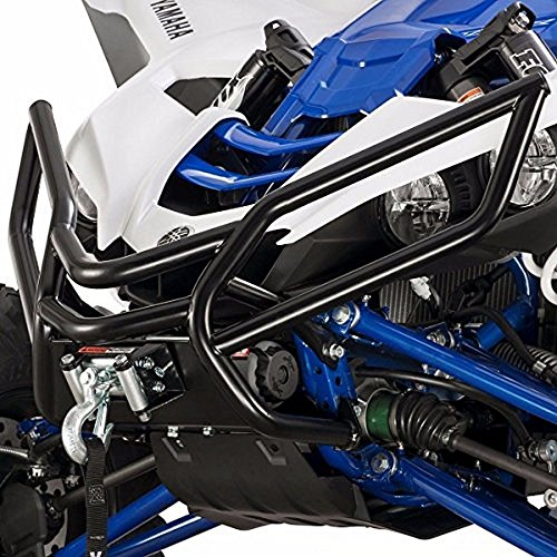 Yamaha Front End - YAMAHA 2HC-F84L0-S0-00 Trail Front Grab Bar with Winch Plate