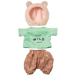 Manhattan Toy Baby Stella Stay Wild Baby Doll Clothes for 15' Soft Baby Dolls Manhattan Toy CA 156330