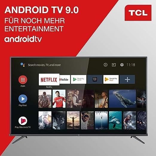 TCL Corporation - TV Led 43 - TCL 43Ep660, Uhd 4K, HDR Pro ...