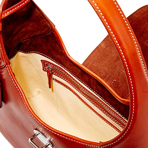 Bag Florentine Large Ginger Bourke Hobo Shoulder Toscana Dooney amp; 1w0xI85E