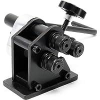 WilTec Handmatige Ring Roller Roll Bender met 70mm Buigende Straal en 343mm Hendel Lengte