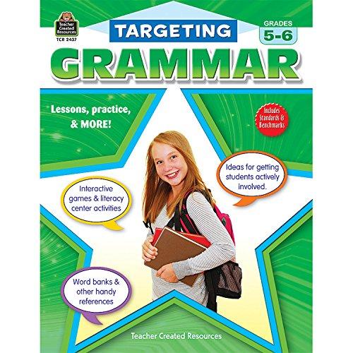 Top 3 best targeting grammar grades 5-6 2019