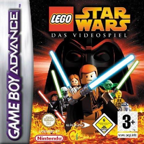 Lego Star Wars [Importación alemana] [Game Boy Advance]: Amazon.es: Videojuegos