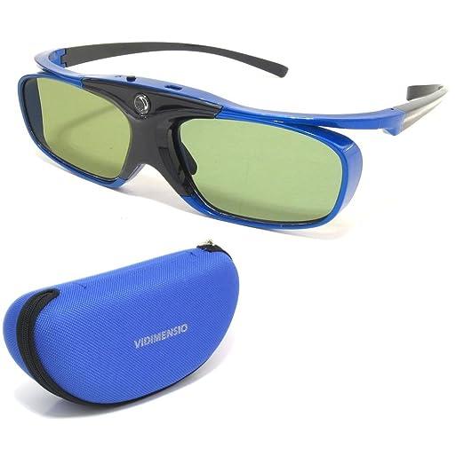 """55 opinioni per 1x occhiali 3D """"IL CIELO BLU + portaocchiali""""- versiona 2015- da Vidimensio per"""