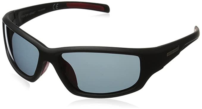0130a949b922 Amazon.com: Foster Grant Men's Haven Polarized Wrap Sunglasses ...