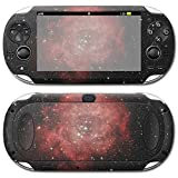 SKINOWN Vinyl Decal Skin Stickers Cover for Playstation Vita 1000 PS Vita 1000 PSV 1000 Skin - Galaxy