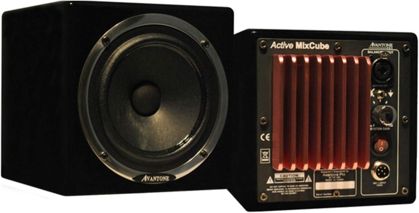Avantone Pro Active MixCubes Powered Full-Range Mini Reference Monitors