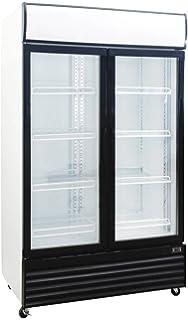 Amazon commercial 3 glass door merchandiser upright 1000 liter display beverage cooler merchandiser refrigerator 353 cu ft planetlyrics Images